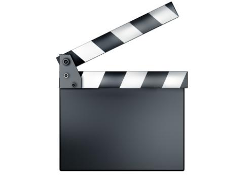 Support「Movie Clapper, Clapperboard or Slate」:スマホ壁紙(18)