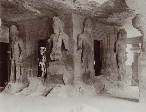 Archaeology「Elephanta Caves」:写真・画像(7)[壁紙.com]