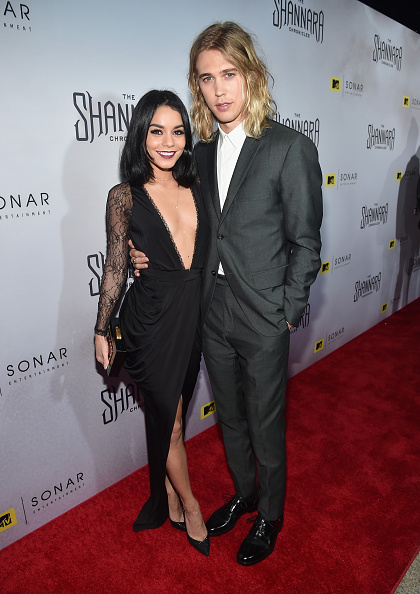 ヴァネッサ・ハジェンズ「Premiere Of MTV's 'The Shannara Chronicles' - Red Carpet」:写真・画像(1)[壁紙.com]