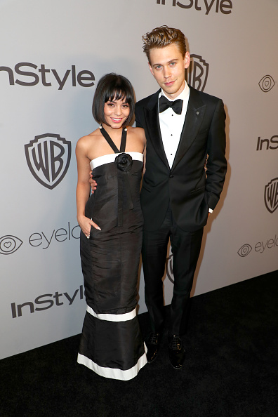 オースティン・バトラー「The 2018 InStyle And Warner Bros. 75th Annual Golden Globe Awards Post-Party - Red Carpet」:写真・画像(1)[壁紙.com]