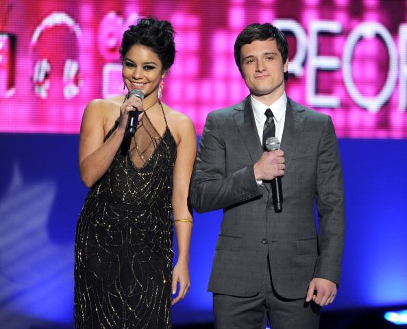 ヴァネッサ・ハジェンズ「2012 People's Choice Awards - Show」:写真・画像(11)[壁紙.com]