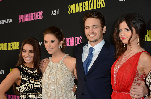"Vanessa James「Premiere For ""Spring Breakers"" - Arrivals」:写真・画像(3)[壁紙.com]"