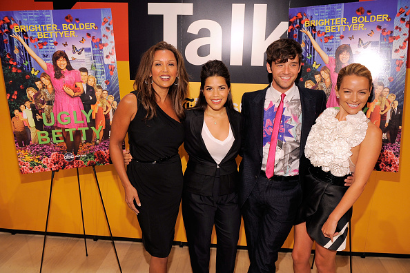 Halter Top「TimesTalks: An Evening With Ugly Betty」:写真・画像(16)[壁紙.com]