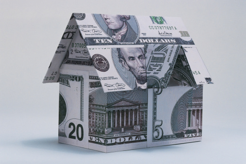 Origami「Model home made of money」:スマホ壁紙(8)