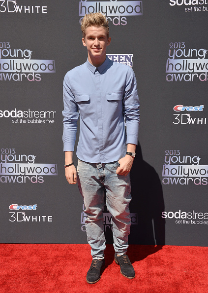 Wristwatch「2013 Young Hollywood Awards Presented By Crest 3D White And SodaStream / The CW Network - Arrivals」:写真・画像(19)[壁紙.com]