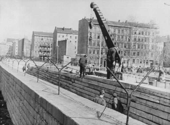 Construction Industry「Second Berlin Wall」:写真・画像(10)[壁紙.com]