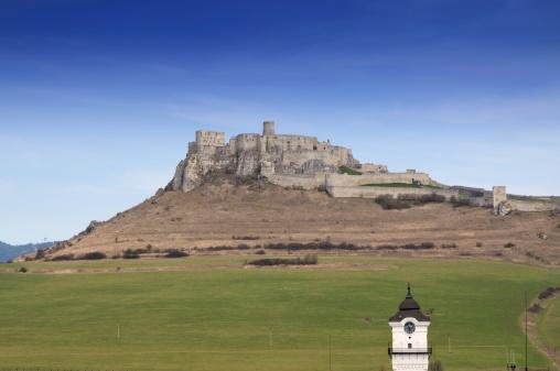 スコットランド文化「Spis 城[スピシュ城]」:スマホ壁紙(4)