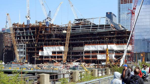 Construction Industry「Hudson Yards」:写真・画像(0)[壁紙.com]