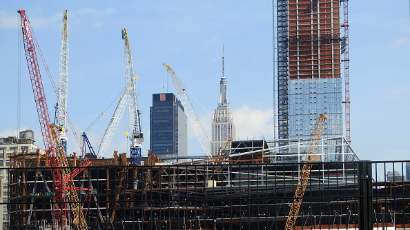 Empire State Building「Hudson Yards」:写真・画像(15)[壁紙.com]