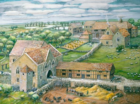 Circa 14th Century「Thornholme Priory」:写真・画像(7)[壁紙.com]