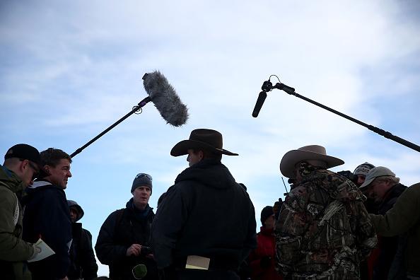 2016 Malheur National Wildlife Refuge Occupation「Anti-Government Protestors Occupy National Wildlife Refuge In Oregon」:写真・画像(9)[壁紙.com]
