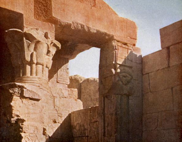 Culture Club「Temple at El Medina, Egypt.」:写真・画像(16)[壁紙.com]