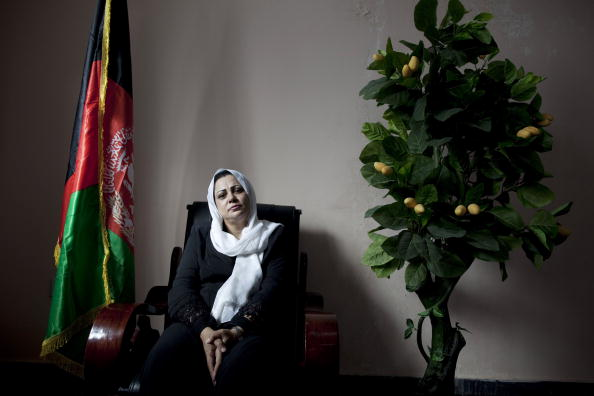 Kabul「Afghan Presidential Candidates Campaign For Upcoming Elections」:写真・画像(6)[壁紙.com]