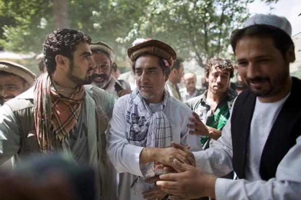 Kabul「Presidential Candidate Abdullah Abdullah Campaigns Ahead Of Afghan Elections」:写真・画像(11)[壁紙.com]