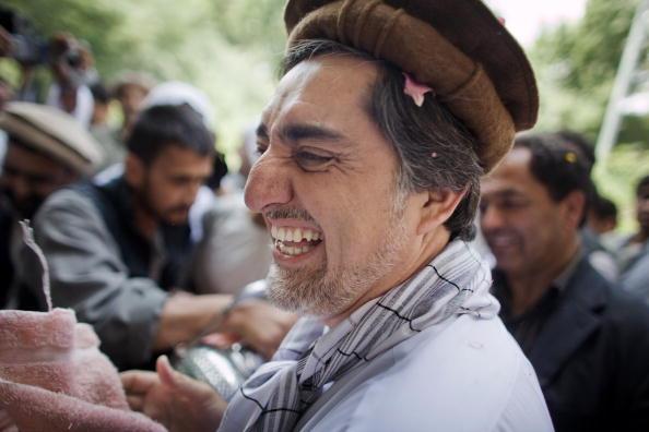 Kabul「Presidential Candidate Abdullah Abdullah Campaigns Ahead Of Afghan Elections」:写真・画像(8)[壁紙.com]
