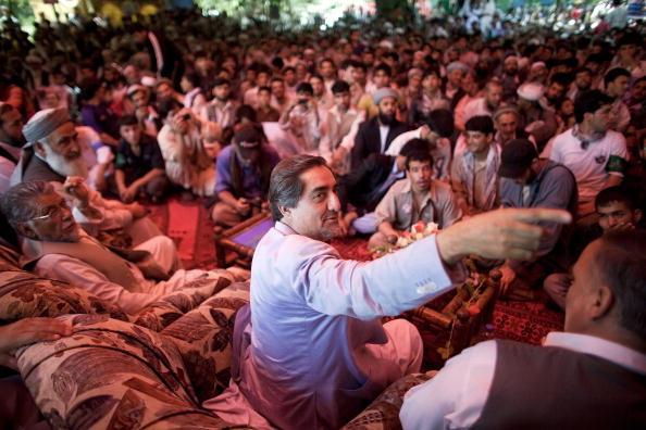 Kabul「Presidential Candidate Abdullah Abdullah Campaigns Ahead Of Afghan Elections」:写真・画像(10)[壁紙.com]