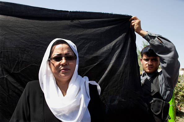 Kabul「AFG:  Afghan Presidential candidates Campaign For Upcoming Elections」:写真・画像(7)[壁紙.com]