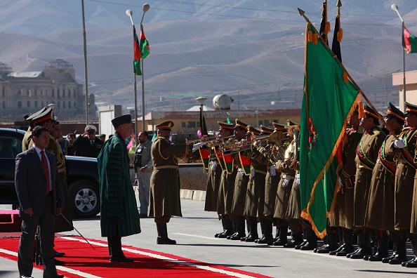 Kabul「President Hamid Karzai Inaugurates New Parliament In Kabul」:写真・画像(12)[壁紙.com]