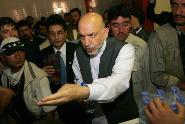 Kabul「Afghani President Makes Pre-Election Visit To Herat」:写真・画像(14)[壁紙.com]