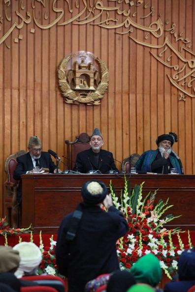 Kabul「President Hamid Karzai Inaugurates New Parliament In Kabul」:写真・画像(7)[壁紙.com]