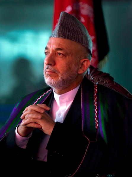 Kabul「Presidential Candidates Campaign Ahead Of Afghan Election」:写真・画像(19)[壁紙.com]