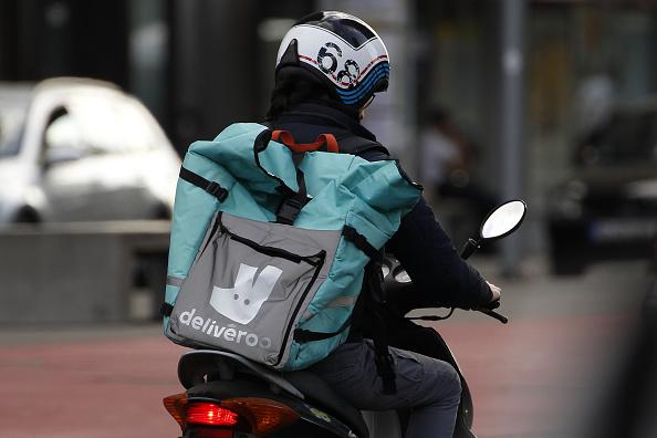 Deliveroo「Food Couriers In Berlin」:写真・画像(19)[壁紙.com]