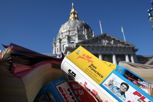 Conference Phone「City Board To Introduce Ban On Distribution Of Unsolicited Phone Books」:写真・画像(6)[壁紙.com]
