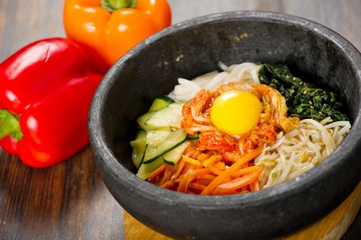 Bean Sprout「Korean Bibimbap」:スマホ壁紙(3)