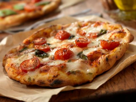 Flatbread「Pizza Margherita」:スマホ壁紙(19)
