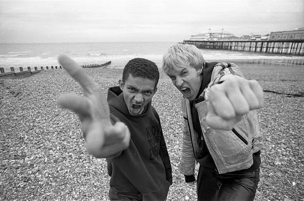 Teenager「Atari Teenage Riot Brighton 1993」:写真・画像(13)[壁紙.com]