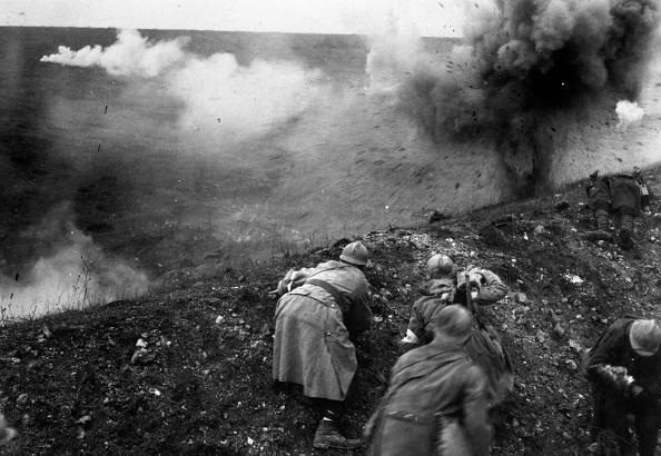 World War I「Bombardment」:写真・画像(8)[壁紙.com]