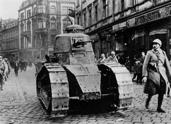 Germany「Tanks On The Streets」:写真・画像(17)[壁紙.com]