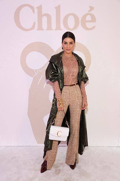 Chloe Purse「Chloe : Front Row - Paris Fashion Week Womenswear Fall/Winter 2019/2020」:写真・画像(8)[壁紙.com]