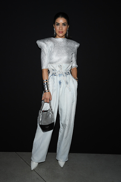 Balmain「Balmain : Photocall - Paris Fashion Week Womenswear Fall/Winter 2019/2020」:写真・画像(11)[壁紙.com]