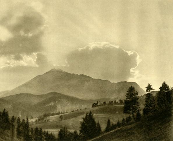 Mountain「The Ötscher」:写真・画像(1)[壁紙.com]