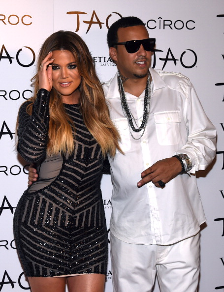French Montana「Khloe Kardashian Celebrates 30th Birthday At Tao Nightclub」:写真・画像(6)[壁紙.com]