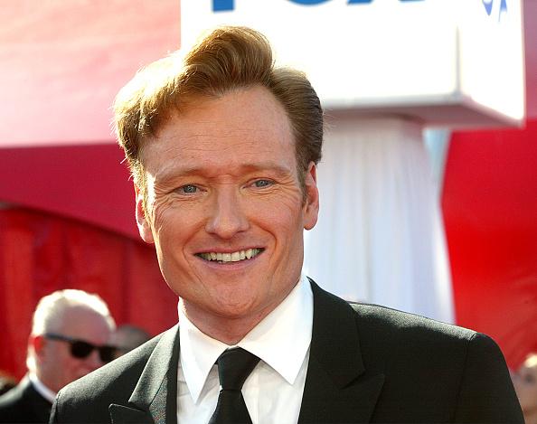 Shrine Auditorium「Conan O'Brien attends Emmys」:写真・画像(19)[壁紙.com]
