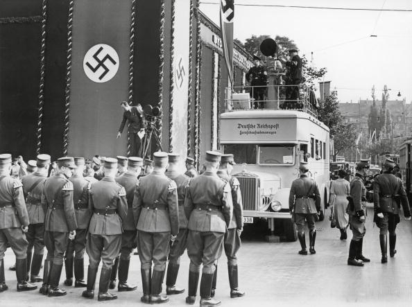 First Occurrence「First-time television broadcast of the Nuremberg R」:写真・画像(8)[壁紙.com]