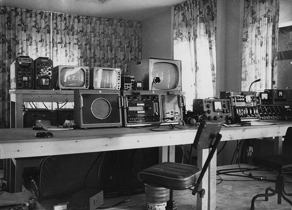 Television Industry「TV Equipment For Eichmann Trial」:写真・画像(17)[壁紙.com]