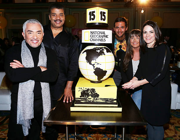 National Geographic Channel Celebrates 15th Anniversary:ニュース(壁紙.com)