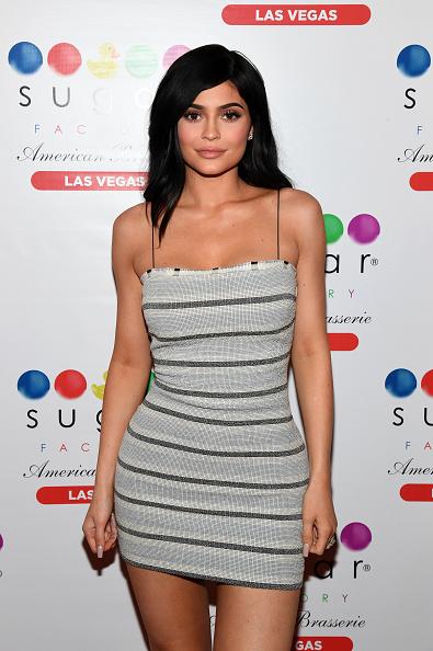 Kylie Jenner「Kylie Jenner Appearance At Sugar Factory American Brasserie」:写真・画像(17)[壁紙.com]