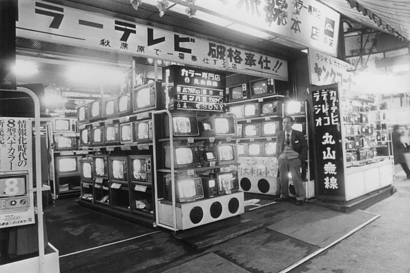 Japan「Akihabara TV Store」:写真・画像(7)[壁紙.com]