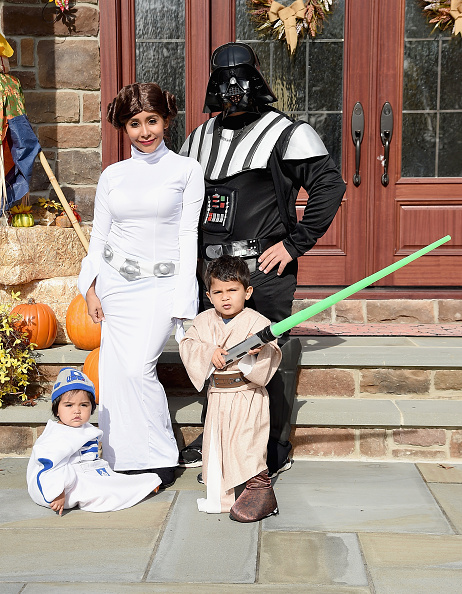 "Star Wars Series「Nicole ""Snooki"" Polizzi, Jionni Lavalle And Family Celebrate Halloween 2015」:写真・画像(7)[壁紙.com]"