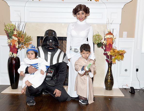 "Star Wars Series「Nicole ""Snooki"" Polizzi, Jionni Lavalle And Family Celebrate Halloween 2015」:写真・画像(5)[壁紙.com]"