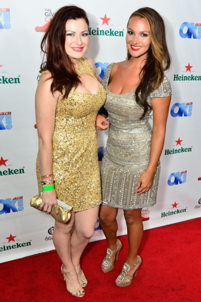 Long Hair「OK! TV Awards Party At Sofitel L.A. - Red Carpet」:写真・画像(16)[壁紙.com]