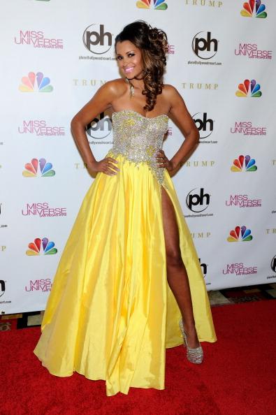 Silver Shoe「2012 Miss Universe Pageant - Arrivals」:写真・画像(6)[壁紙.com]