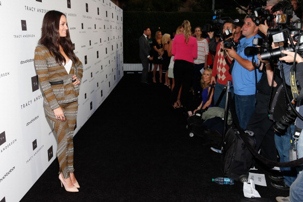 Catt Sadler「Gwyneth Paltrow And Tracy Anderson Celebrate Opening Of Tracy Anderson Flagship Studio」:写真・画像(10)[壁紙.com]