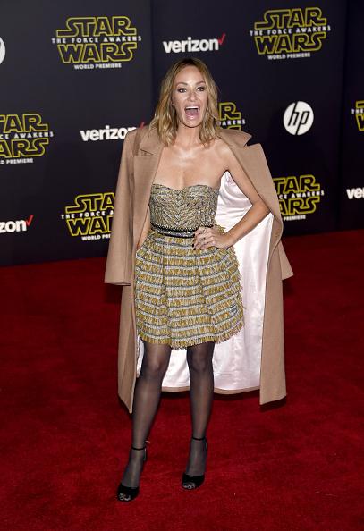 "Catt Sadler「Premiere Of Walt Disney Pictures And Lucasfilm's ""Star Wars: The Force Awakens"" - Arrivals」:写真・画像(5)[壁紙.com]"