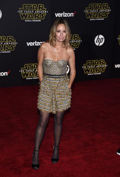 "Catt Sadler「Premiere Of Walt Disney Pictures And Lucasfilm's ""Star Wars: The Force Awakens"" - Arrivals」:写真・画像(6)[壁紙.com]"