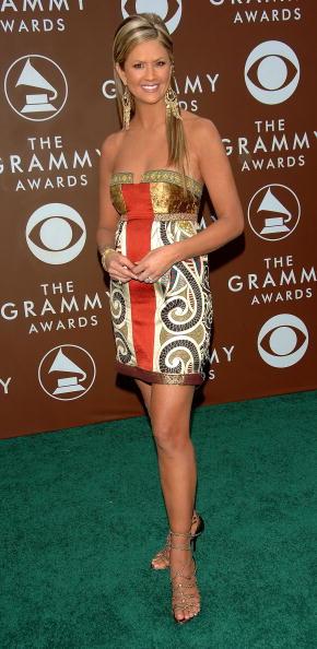 ミニドレス「48th Annual Grammy Awards - Arrivals」:写真・画像(17)[壁紙.com]